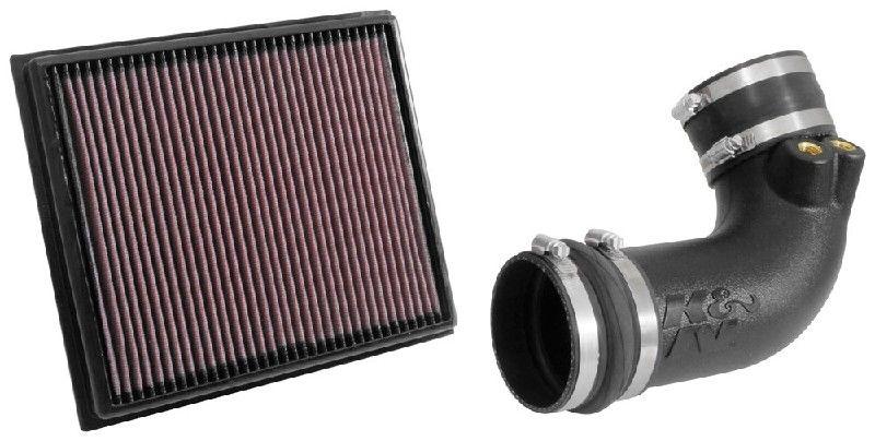 Αγοράστε 63-9038 K&N Filters Σύστημα σπορ φίλτρου αέρα 63-9038 Σε χαμηλή τιμή