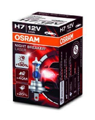 OSRAM | Glödlampa, fjärrstrålkastare 64210NBL