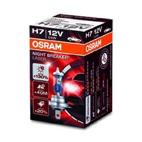 OSRAM | Glühlampe, Fernscheinwerfer 64210NBL
