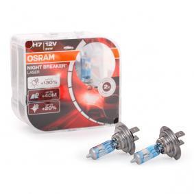 H7 OSRAM NIGHT BREAKER LASER 55W, H7, 12V Glühlampe, Fernscheinwerfer 64210NBL-HCB günstig kaufen
