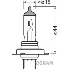 64210NBL-HCB Glühlampe, Fernscheinwerfer OSRAM - Markenprodukte billig