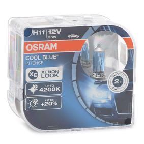 64211CBIHCB Glödlampa, fjärrstrålkastare OSRAM 64211CBI-HCB Stor urvalssektion — enorma rabatter