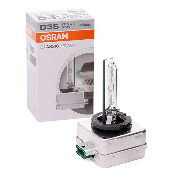 66340CLC Glödlampa, fjärrstrålkastare OSRAM 66340CLC Stor urvalssektion — enorma rabatter