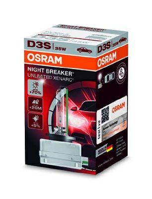 66340XNB Glödlampa, fjärrstrålkastare OSRAM 66340XNB Stor urvalssektion — enorma rabatter