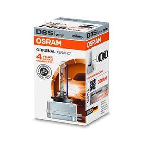 66548 Glühlampe, Fernscheinwerfer OSRAM - Markenprodukte billig