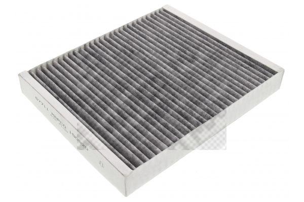 MAPCO: Original Klimaanlage 67711 (Breite: 205mm, Höhe: 31mm, Länge: 240mm)