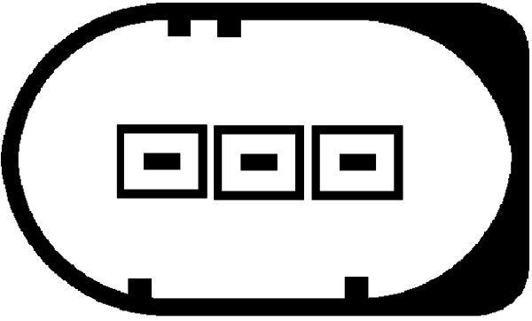6PR 009 622-121 Sensor, Motorölstand HELLA Test