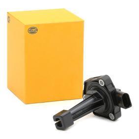 6PR 013 680-011 HELLA mit Dichtung Sensor, Motorölstand 6PR 013 680-011 günstig kaufen