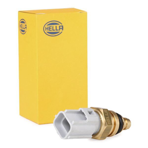 HELLA: Original Kühlmitteltemperaturgeber 6PT 009 309-781 (Pol-Anzahl: 2-polig)