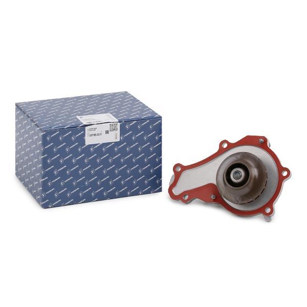 7.03738.03.0 PIERBURG mit Befestigungsmaterial, mit Dichtung Wasserpumpe 7.03738.03.0 günstig kaufen
