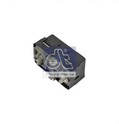 DT: Original Glühzeitsteuergerät 7.25871 (Spannung: 12V, Pol-Anzahl: 6-polig)