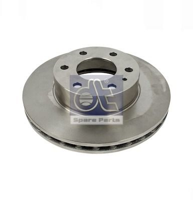 7.36081 DT Front Axle, Internally Vented Ø: 300mm, Num. of holes: 6, Brake Disc Thickness: 28mm Brake Disc 7.36081 cheap