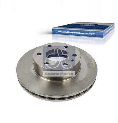 736081 Brake Discs DT 7.36081 - Huge selection — heavily reduced