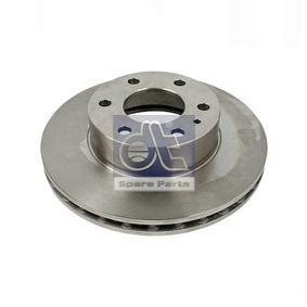 7.36081 DT punte fata, ventilat interior Ř: 300mm, Num. gauri: 6, Grosime disc frana: 28mm Disc frana 7.36081 cumpără costuri reduse