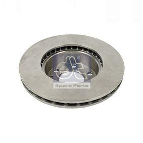 736081 Brake Disc DT 7.36081 - Huge selection — heavily reduced