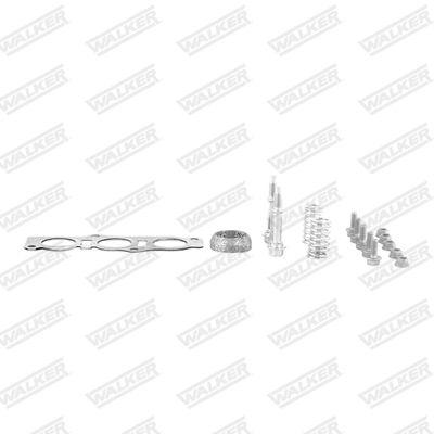 OE Original Montagesatz Vorkatalysator 87613 WALKER