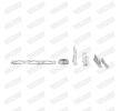 Monteringssats katalysatorkonverter 87613 WALKER — bara nya delar