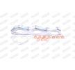 Monteringssats katalysatorkonverter 87638 WALKER — bara nya delar
