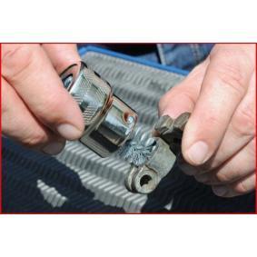 700.1197 Drahtbürste, Batteriepol- / Klemmenreinigung KS TOOLS - Unsere Kunden empfehlen