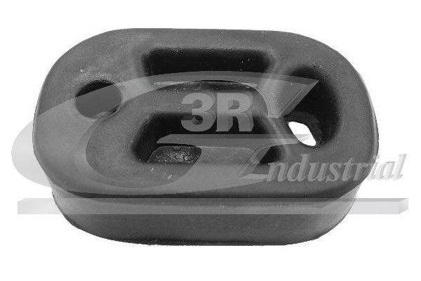 Volkswagen PHAETON 3RG Exhaust hanger rubber 70202