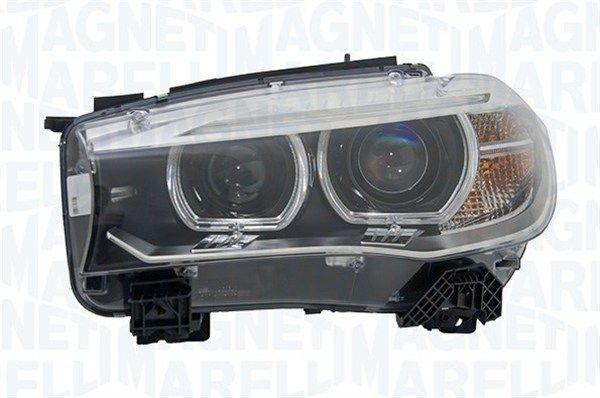BMW X6 2015 Scheinwerfer - Original MAGNETI MARELLI 710815029051 Links-/Rechtsverkehr: für Rechtsverkehr, Fahrzeugausstattung: für Fahrzeuge mit Leuchtweiteregelung (automatisch)