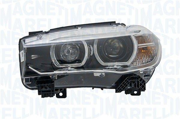BMW X6 2014 Hauptscheinwerfer - Original MAGNETI MARELLI 710815029056 Links-/Rechtsverkehr: für Rechtsverkehr, Fahrzeugausstattung: für Fahrzeuge mit Leuchtweiteregelung (automatisch)