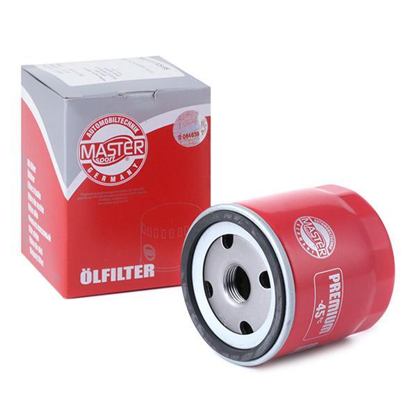 440712370 MASTER-SPORT Filtereinsatz, mit einem Rücklaufsperrventil Innendurchmesser 2: 63mm, Ø: 76mm, Außendurchmesser 2: 72mm, Höhe: 75mm Ölfilter 712/37-OF-PCS-MS günstig kaufen