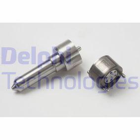Achat de 7135-644 DELPHI Kit de réparation, injecteur 7135-644 pas chères