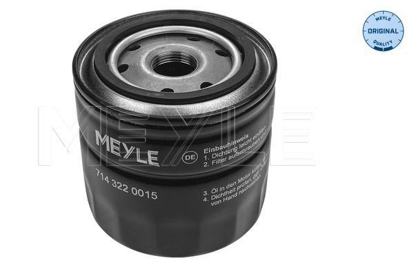 Ölfilter MEYLE 714 322 0015