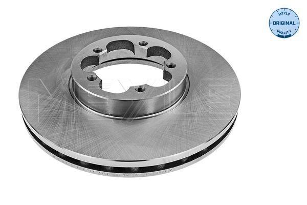 Купете MBD1378 MEYLE ORIGINAL Quality, предна ос, вентилиран Ø: 300мм, брой на дупките: 5, дебелина на спирачния диск: 28мм Спирачен диск 715 521 7042 евтино