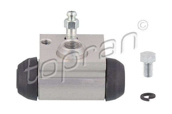 Origine Cylindre de roue TOPRAN 721 004 (Pist. de cyl. Ø: 17,46mm)