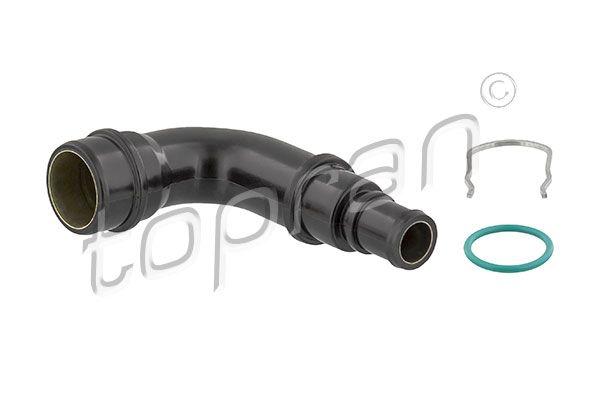 FORD SIERRA 1987 Ölablaßschraube Dichtring - Original TOPRAN 723 189 Ø: 24mm, Innendurchmesser: 18mm