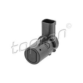 723 623 TOPRAN schwarz, Ultraschallsensor Sensor, Einparkhilfe 723 623 günstig kaufen