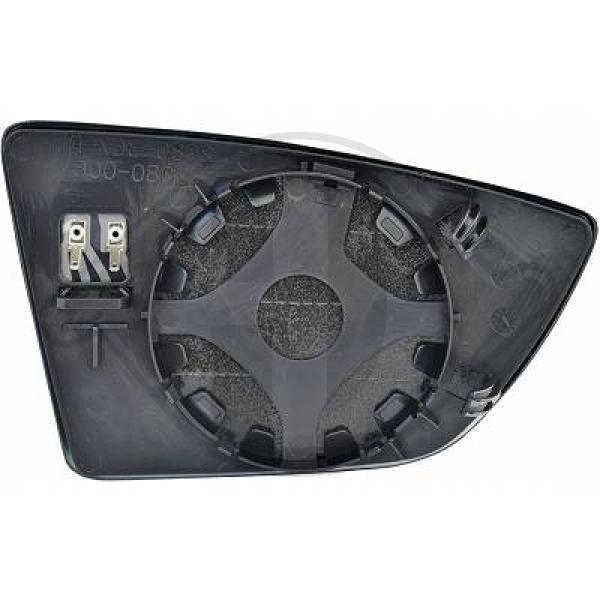 Original SEAT Rückspiegelglas 7433227