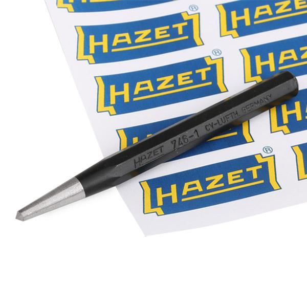 746-1 HAZET Länge: 120mm, Chrom-Vanadium-Stahl Körner 746-1 kaufen