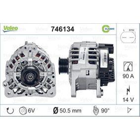 70A HELLA 8EL 012 426-471 Alternatore 14V