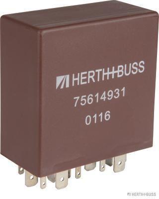 Acheter Relais intervalle d'essuyage HERTH+BUSS ELPARTS 75614931 à tout moment