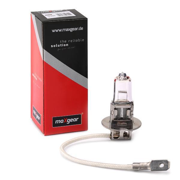 78-0007 MAXGEAR Glühlampe, Fernscheinwerfer billiger online kaufen