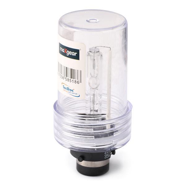 78-0110 MAXGEAR Glühlampe, Fernscheinwerfer für MAN online bestellen