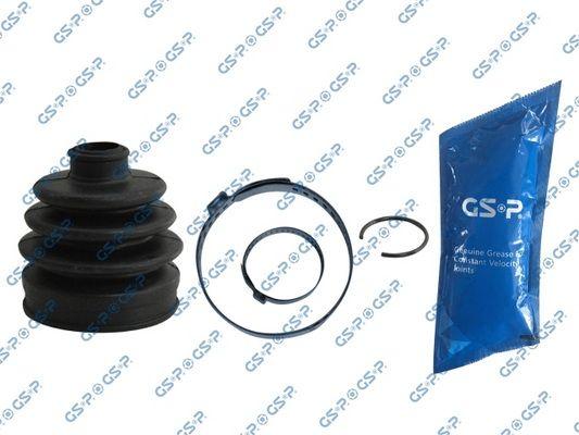 Comprare GBK80121 GSP Posizione assiale 1, Policloroprene (Neoprene) Alt.: 86mm, Diametro interno 2: 68mm, Diametro interno 2: 19mm Kit cuffia, Semiasse 780121 poco costoso