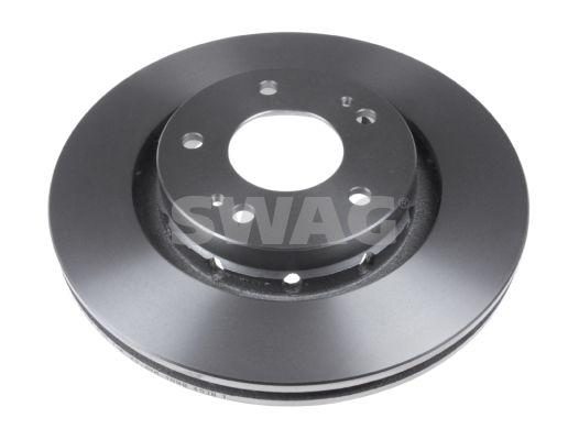 80 92 8440 SWAG Vorderachse, Innenbelüftet, beschichtet Ø: 294,0mm, Bremsscheibendicke: 24mm Bremsscheibe 80 92 8440 günstig kaufen