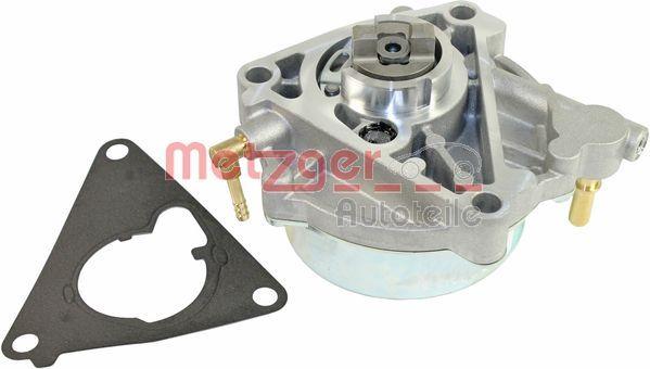 METZGER: Original Unterdruckpumpe, Bremsanlage 8010025 ()