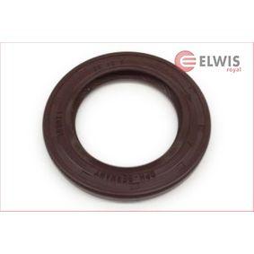 8046812 ELWIS ROYAL Ø: 42mm, Innendurchmesser: 28mm, FPM (Fluor-Kautschuk) Wellendichtring, Nockenwelle 8046812 günstig kaufen