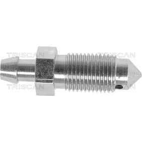 Entlüfterschraube / -ventil, Bremssattel 8105 3661 mit vorteilhaften TRISCAN Preis-Leistungs-Verhältnis
