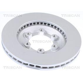 8120101121C Bremsscheiben TRISCAN 8120 101121C - Große Auswahl - stark reduziert