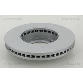 812016155C Bremsscheiben TRISCAN 8120 16155C - Große Auswahl - stark reduziert