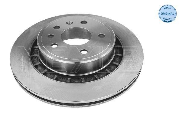 MBD1408 MEYLE ORIGINAL Quality, Hinterachse, belüftet Ø: 300mm, Lochanzahl: 5, Bremsscheibendicke: 20mm Bremsscheibe 815 523 5026 günstig kaufen