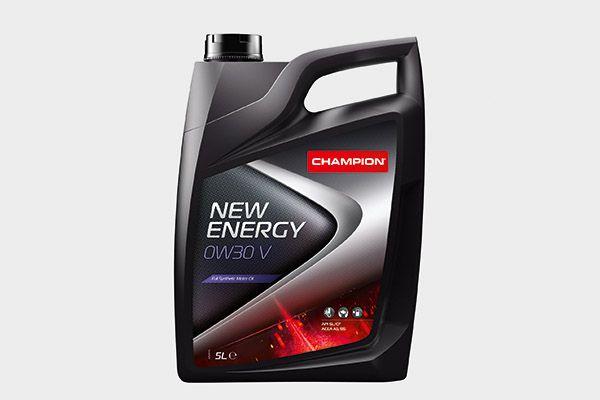 Achat de 8223013 CHAMPION LUBRICANTS NEW ENERGY, 0W30 V 0W-30, 5I, Huile synthétique Huile moteur 8223013 pas chères