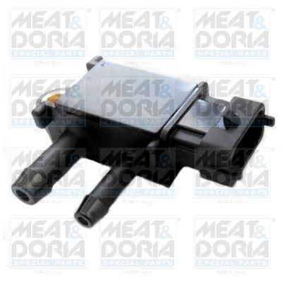 OPEL CORSA 2014 Differenzdrucksensor - Original MEAT & DORIA 82579 Pol-Anzahl: 3-polig