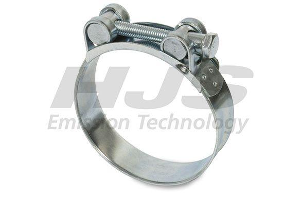 Compre HJS Conector de tubos, sistema de escape 83 00 9113 caminhonete